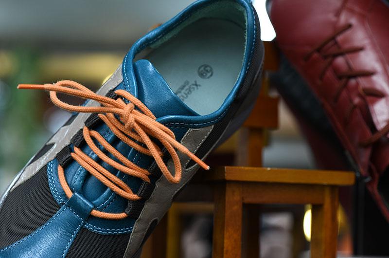 こだわりの靴について